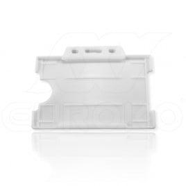 Fehér, Nyitott kártyatartó 9x6
