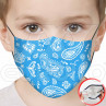 Face Mask for Kids SEA with Filter