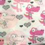 Krokodil (pink)