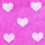 Szív (pink)