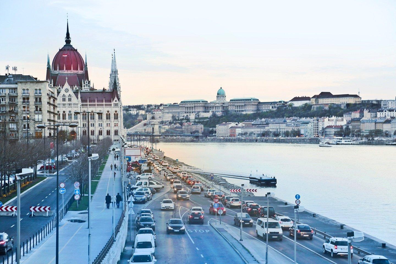 Budapest, turizmus
